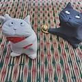 めでたい猫 金運招く猫