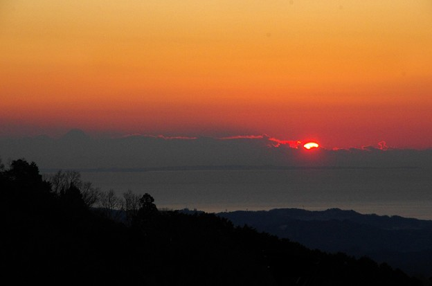 写真00026 今日の太陽がお出ましに