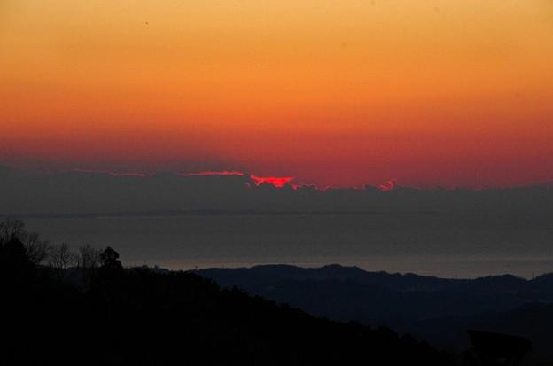写真00019 何やら日の出の気配
