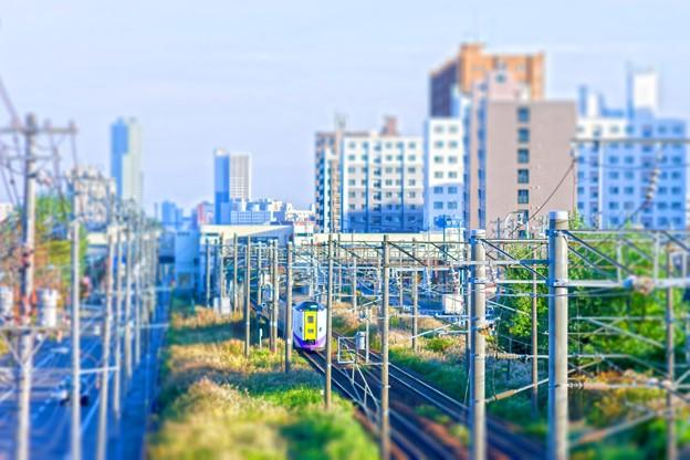 「電車で午後!」