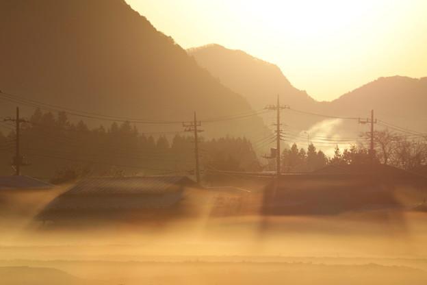 写真: 地霧