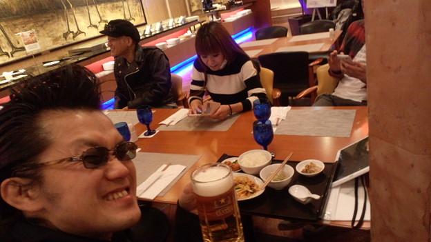 ニューオータニ' イン札幌でのディナーパーティー3