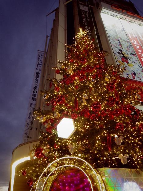 渋谷東急夜2
