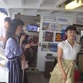 Photos: パフォーマー登場!!