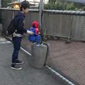 小っちゃいスパイダーマン