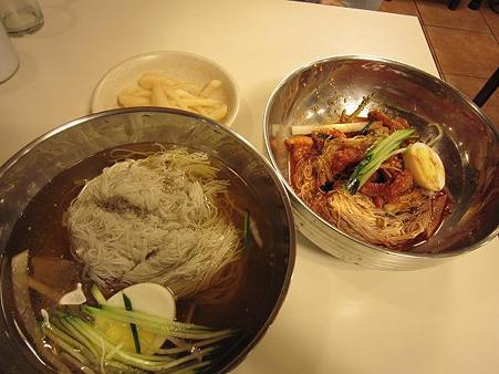 明洞威興冷麺