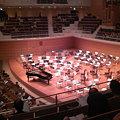 写真: 東京交響楽団第56回定期セッティング