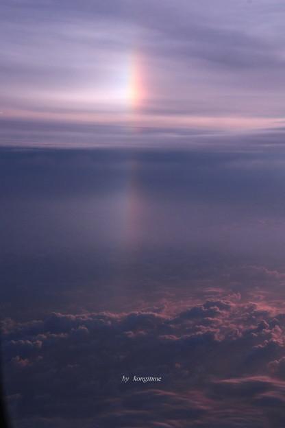写真: 天空の妙