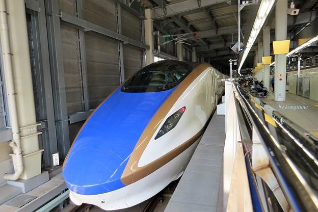 北陸新幹線「はくたか」 東京行き 1
