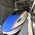写真: 北陸新幹線「はくたか」 東京行き 1