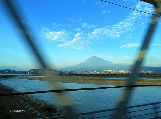 写真: 富士山 5