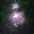 30秒露光のM42