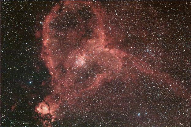 ハート星雲再処理