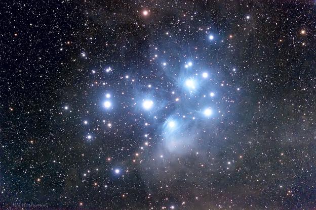 M45プレアデス