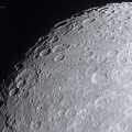 写真: ジャンサンから月の南極方向