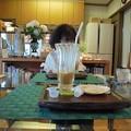 8月8日「喫茶店内」