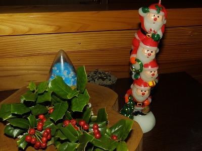 12月19日「クリスマス飾り」