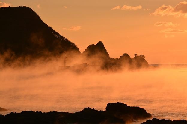 田原の海霧9