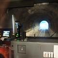 Photos: トンネルを抜けると。(五能線 リゾートしらかみ)