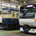 Photos: JR東日本E233系&115系