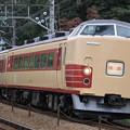 JR東日本189系「山梨富士」