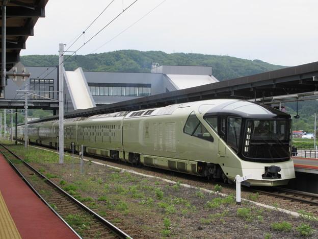 写真: TRAIN SUITE 四季島 到着5