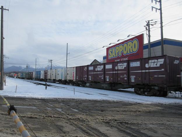 札幌方面貨物列車 3