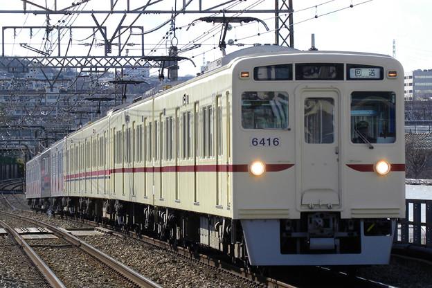 京王6416F+6417F若葉台回送