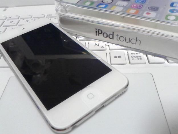 いまさらiPod Touch(6)購入。(笑)