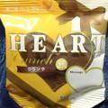 写真: チョコちょうだい。で、もらえる定番。ハートチョコ。もらったんじゃないけどww