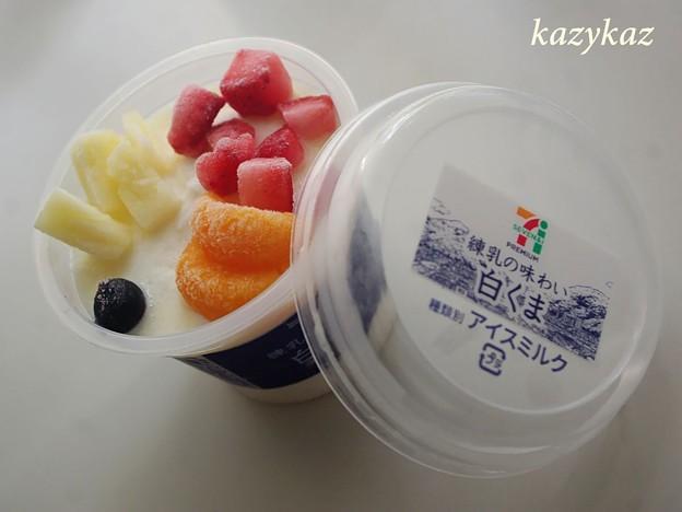 Photos: 白くま