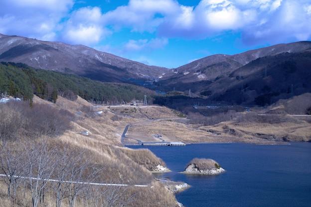 Photos: 山の中の太陽光発電所1