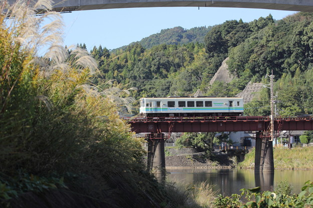 秋のおれんじ鉄道