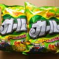 写真: 東日本販売終了 明治カール