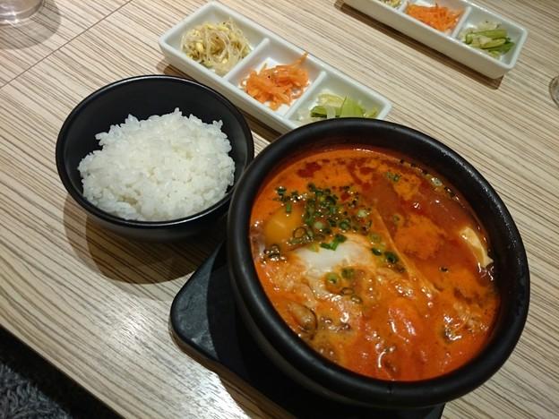 東京純豆腐 ノクティープラザ溝の口店@溝の口(神奈川)