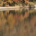 Photos: 水面に写る晩秋