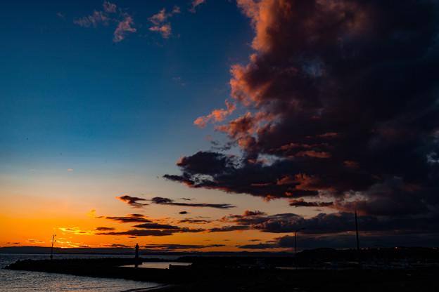 漁港の洛陽