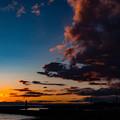 写真: 漁港の洛陽