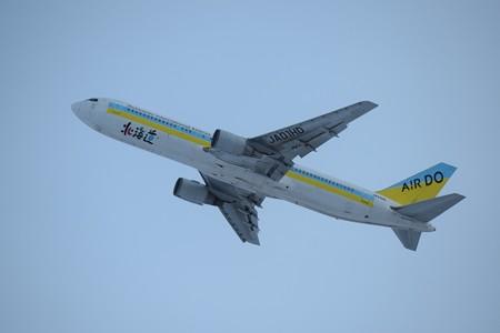 Boeing 767-300 北海道国際航空(AIR DO) JA01HD