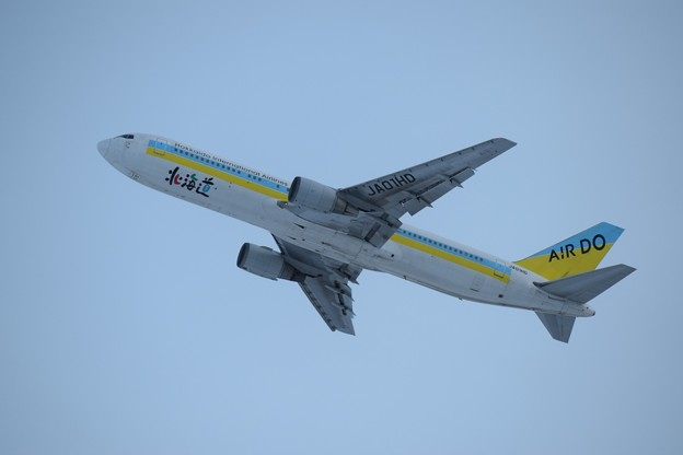 写真: Boeing 767-300 北海道国際航空(AIR DO) JA01HD