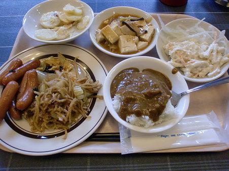 アパホテル札幌レストラン四季 バイキング前半戦