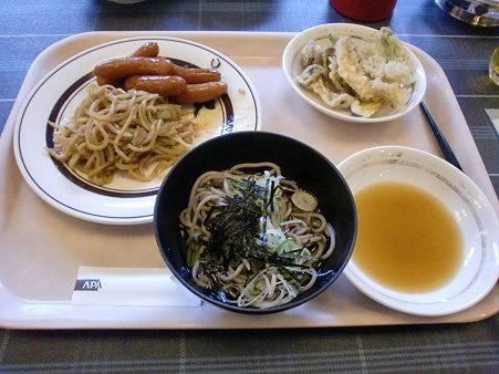 アパホテル札幌レストラン四季 バイキング後半戦