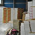 Photos: 6月初めの出荷用倉庫