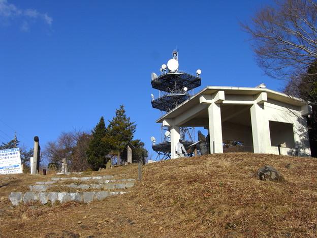 Photos: 大晦日の山頂