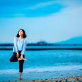 写真: 夏の海