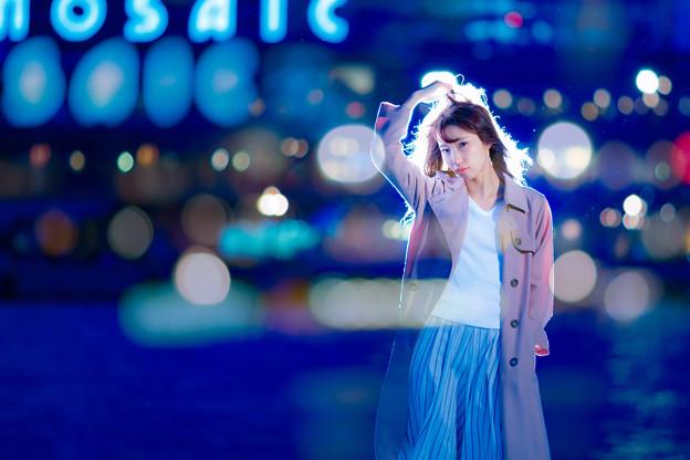 Photos: 夜