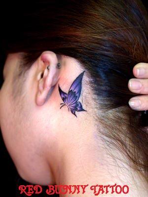 タトゥー tattoo 刺青 デザイン 蝶 butterfly