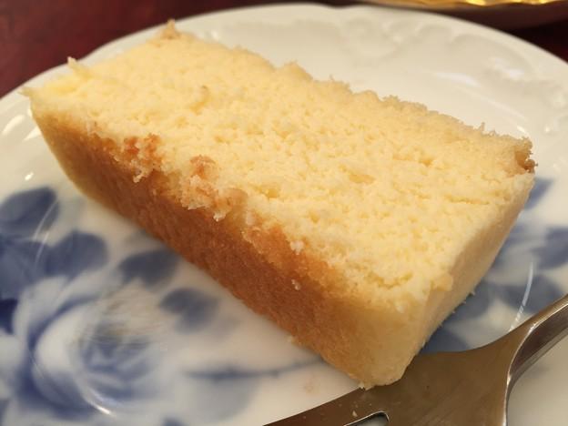 チーズスフレ2