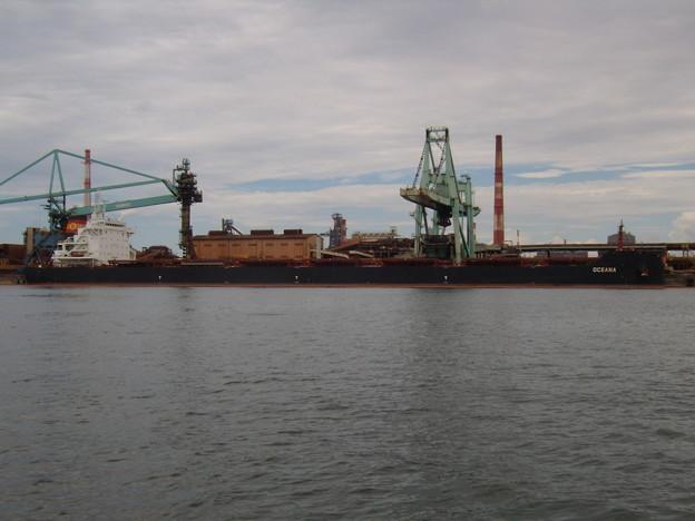 Bulk carrier - OCEANA