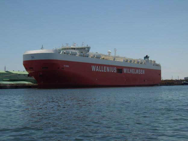 Ro-Ro Ship - TITANIA